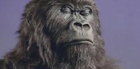 Cadbury's Gorilla Ad is an example of how design targets a certain audience.