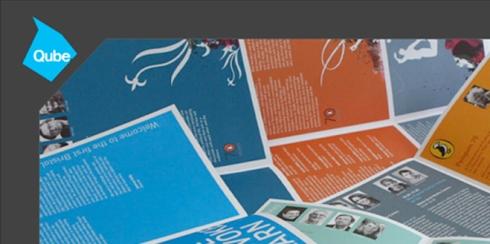 A Graphic Design company located in Bristol.