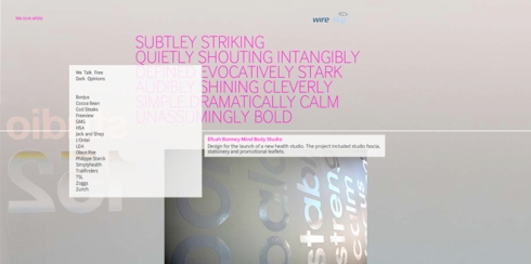 Graphic Design company based in Bristol.